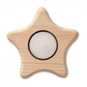 TEASTAR - Świecznik gwiazda