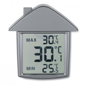 TERMOHOUSE - Termometr z przyssawką, dom