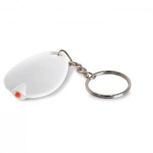 TOTTEN - Brelok z płaską diodą LED