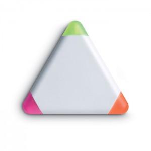 TRIANGULO - Trójkątny zakreślacz, 3 kolory