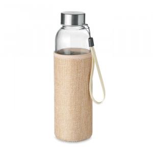UTAH TOUCH - Szklana butelka w etui 500ml