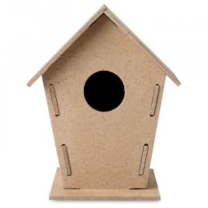 WOOHOUSE - Drewniana budka dla ptaków