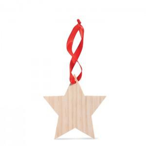 WOOSTAR - Zawieszka w kszatłcie gwiazdki