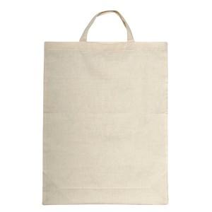 Bawełniana torba na zakupy - krótkie uszy