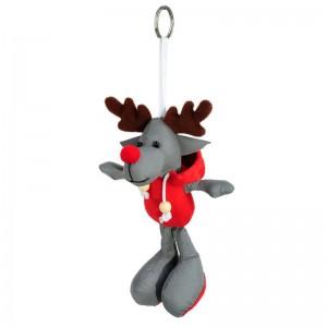 Brelok odblaskowy Reindeer