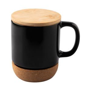 Kubek ceramiczny Giulio, 400ml
