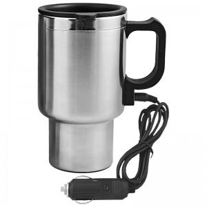 Kubek izotermiczny Auto Steel Mug 400 ml z podgrzewaczem