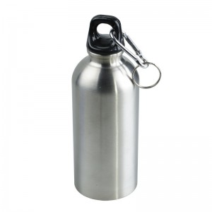 Stalowy bidon Safe Tripping 400 ml