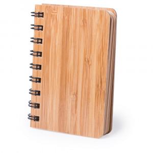 Bambusowy notatnik ok. A6