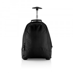 Biznesowy plecak, torba na kółkach