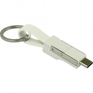 Brelok do kluczy, kabel do ładowania