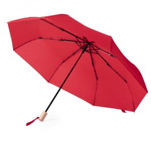 Ekologiczny wiatroodporny parasol manualny, składany