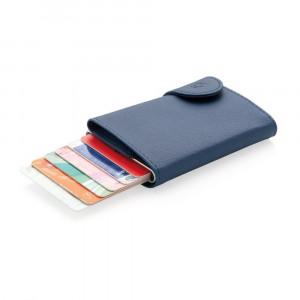 Etui na karty kredytowe i portfel C-Secure, ochrona RFID