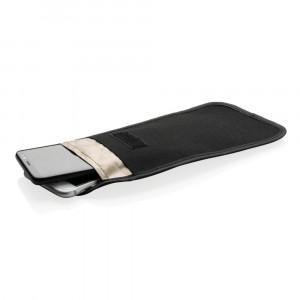 Etui na telefon blokujące sygnał i promieniowanie, ochrona RFID