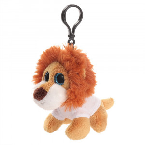 Jory, pluszowy lew, zawieszka