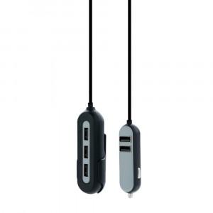 Ładowarka samochodowa USB Backseat buddy