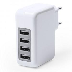 Ładowarka ścienna z 4 portami USB 3.1A