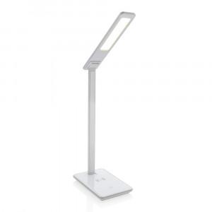 Lampka na biurko, ładowarka bezprzewodowa 5W