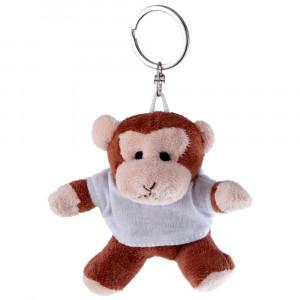 Nana, pluszowa małpka, brelok