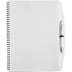 Notatnik A4 z długopisem