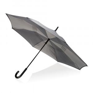 Odwracalny parasol manualny 23
