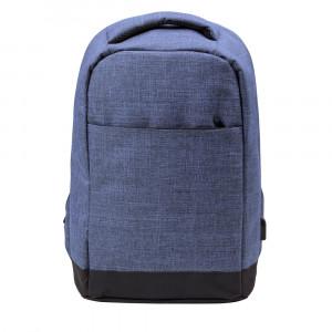 Plecak chroniący przed kieszonkowcami