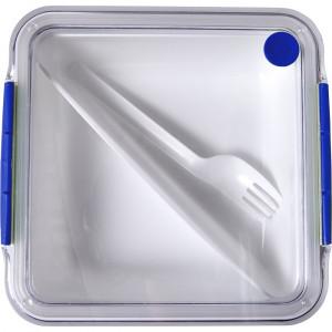 Pudełko śniadaniowe 920 ml, widelec