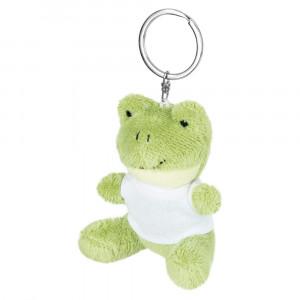 Sallie, pluszowa żaba, brelok