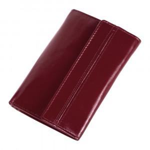 Skórzany portfel damski Mauro Conti