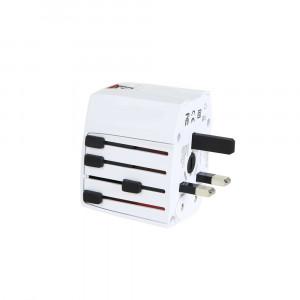 Uniwersalna ładowarka, adapter podróżny SKROSS MUV USB