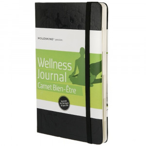 Wellness Journal - specjlany notatnik Moleskine Passion Journal