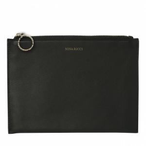 Clutch bag Boucle Noir