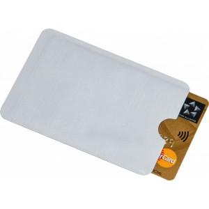 Etui na karty z ochroną RFID aluminiowe EDINBURGH