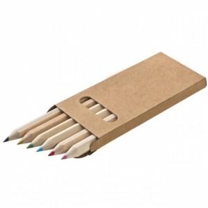 Kredki drewniane MINI