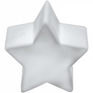 Lampka plastikowa LED STAR