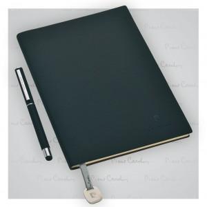 Notes A5 z piórem kulkowym CAPUCINE Pierre Cardin