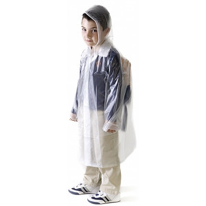 Płaszcz przeciwdeszczowy dla dzieci