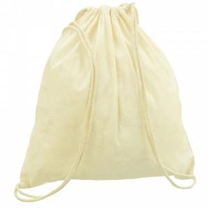 Worek-plecak bawełniany