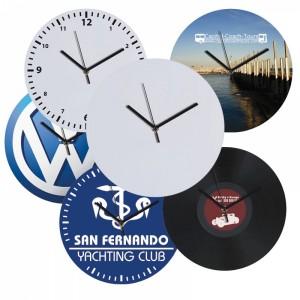 Zegar ścienny plastikowy VENICE