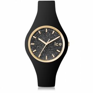 Zegarek ICE glitter-Black-Small