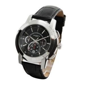Zegarek z chronografem 'Tiziano Black'