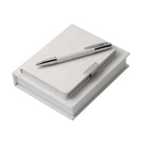 Zestaw RPBM317 - notes A6 RNM317 `Névé` + długopis RSI3174 `Névé`