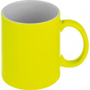 Kubek ceramiczny - neon